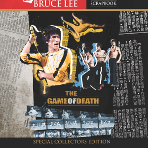Bruce Lee Forever Scrapbook